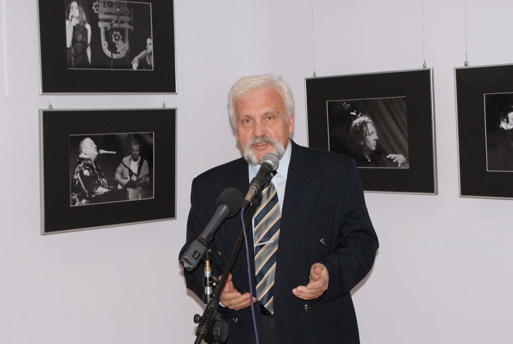 Wernisaż wystawy Leszka Jastrzebiowskiego