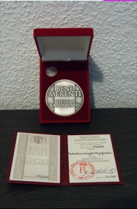 Bene Merenti Civitas Radomiensis dla RTF-u