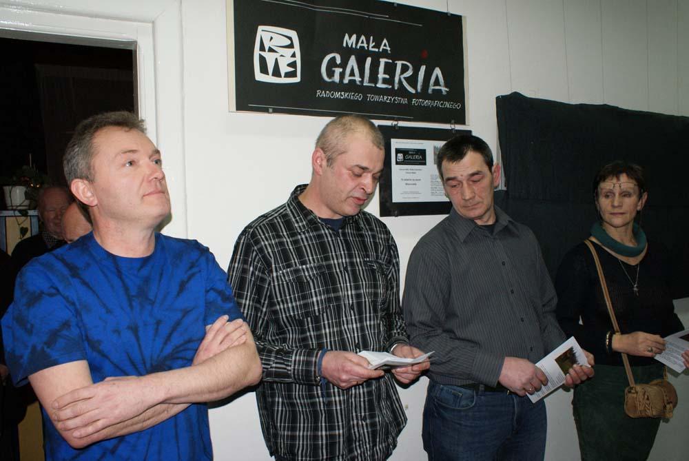 Dariusz Wilk, Robert Małek, Robert Sumiński